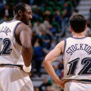 Los Jazz de Stockton y Malone: 2 hombres, 1 ciudad y 1 sueño incompleto