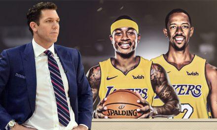 Los Angeles Lakers, adiós a la especulación