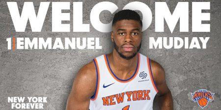 Traspasos NBA. Mudiay traspasado a NY.