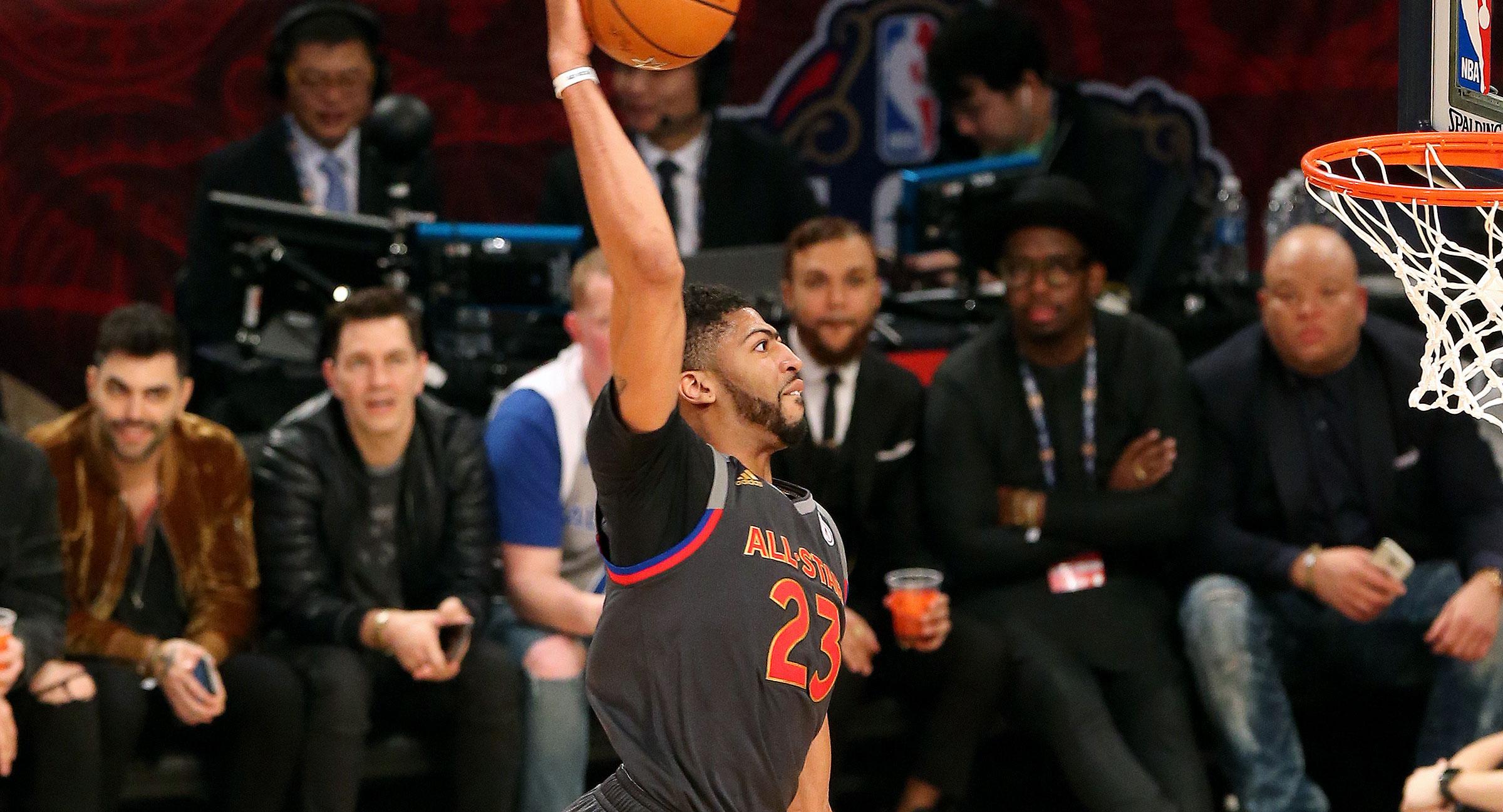Historia reciente del All Star Game de la NBA. Anthony Davis, récord de puntos.