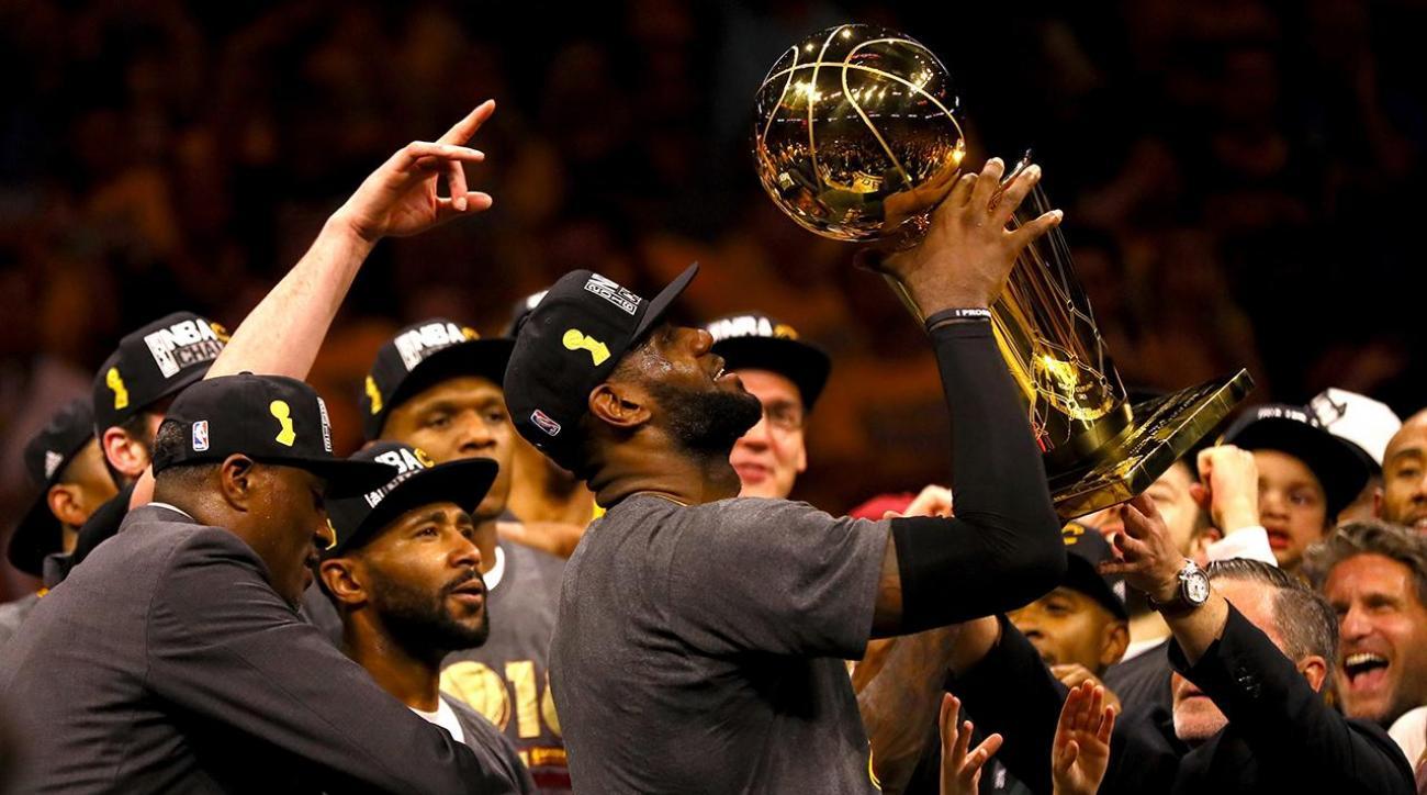 La búsqueda del título, causa de la conversión del negocio de la NBA. LeBron es un gran ejemplo.
