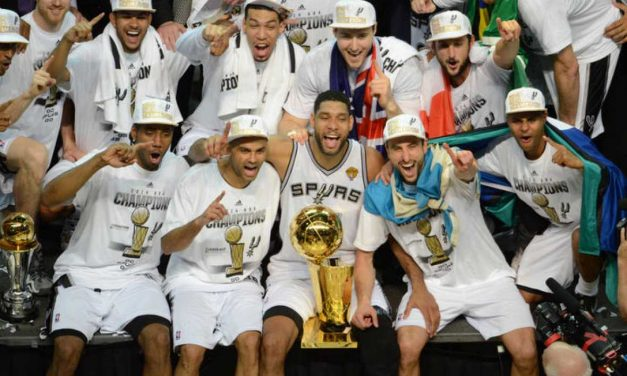 San Antonio Spurs, la filosofía del éxito deportivo