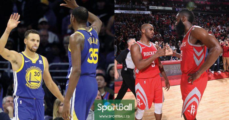 Unas finales de Conferencia Oeste entre Warriors y Rockets están en la retina de todos los aficionados.