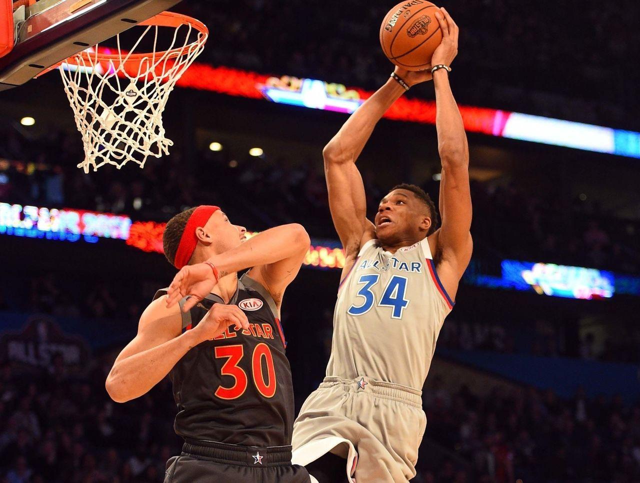 Historia del All Star Game de la NBA.