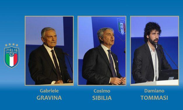 Caos y ridículo en la Federación Italiana de Fútbol