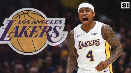 Los Lakers tras el deadline: Isaiah Thomas, el revulsivo de los Lakers para subir de nivel.