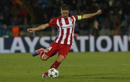 Gabi es uno de los mejores veteranos de La Liga y sigue siendo una de las piezas básicas del Atlético.