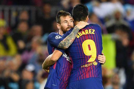 Messi y Luis Suárez llegan en un gran momento de forma. Sportyou.