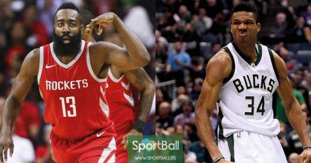 Pronósticos premios NBA: Antetokounmpo (de lejos) parece la única alternativa a James Harden como MVP.