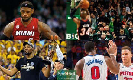 El negocio de la NBA, y su evolución