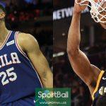 Premios individuales NBA: Simmons y Mitchell pelean por el rookie del año.