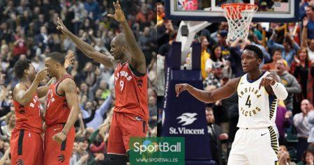 Toronto Raptors y Victor Oladipo, las grandes sorpresas positivas de la temporada NBA.