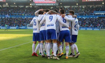 Real Zaragoza: el león siempre vuelve a rugir