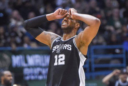 La temporada de los Spurs está siendo complicada y LaMarcus Aldridge también se ha visto afectado por lesiones.
