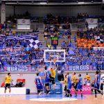 La mejor afición de la ACB: San Pablo Burgos