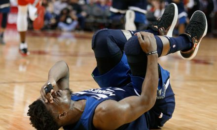 Jimmy Butler operado. ¿Aullarán los Wolves en Playoffs?