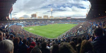 El Real Zaragoza en 2018 cuenta con el apoyo de La Romareda.