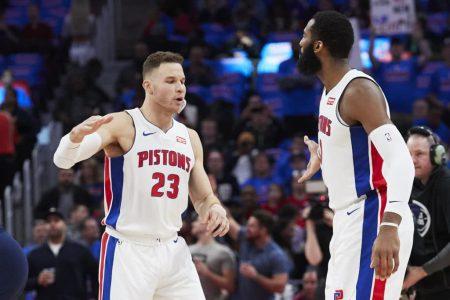 Griffin y Drummond empezaron bien, pero podrían quedarse sin Playoffs Conferencia Este.