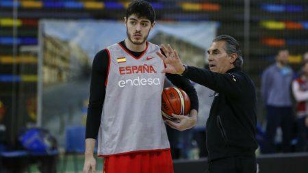 Edgar Vicedo selección española
