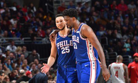 The future is now. Philly sueña con los Playoffs Conferencia Este.