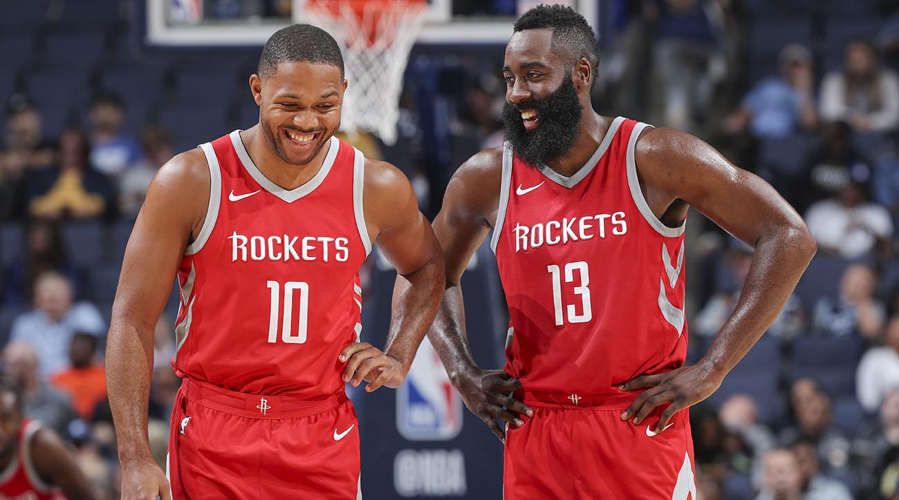 Pilares ofensivos de los Houston Rockets