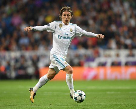 El Real Madrid estaría buscando un nuevo Luka Modric.