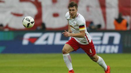 Willi Orban es el capitán del Leipzig, y puede ser una opción de Alemania para el Mundial.