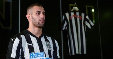 El Newcastle intentará sacar la versión Brasil 2014 de Slimani.
