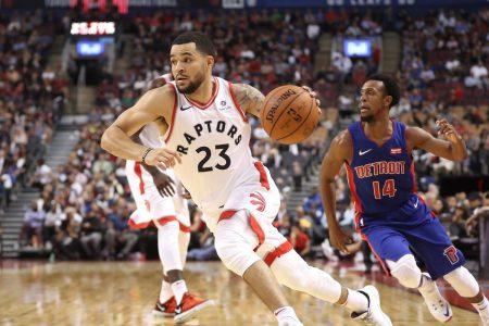VanVleet está siendo una de las sensaciones de los Toronto Raptors.