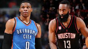 Entre Westbrook y Harden, han alcanzado 87 triples dobles en este último año y medio. Son claros candidatos al cuádruple doble.