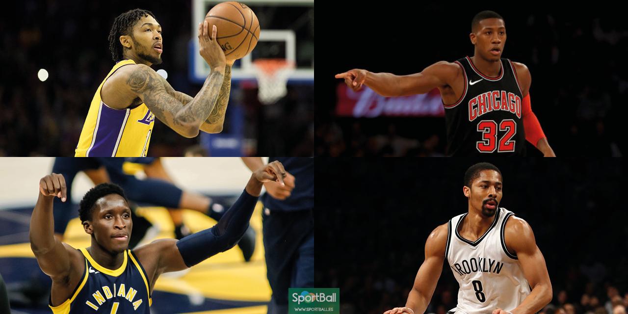 ¿Quién será el Jugador Más Mejorado este 2017-18?