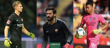 Leno, Allison y Lafont, entre los candidatos a la portería del Arsenal para suplir a Cech.