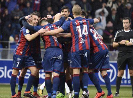 Unión, trabajo y equipo por encima de todo destacan en los últimos años en la SD Huesca.