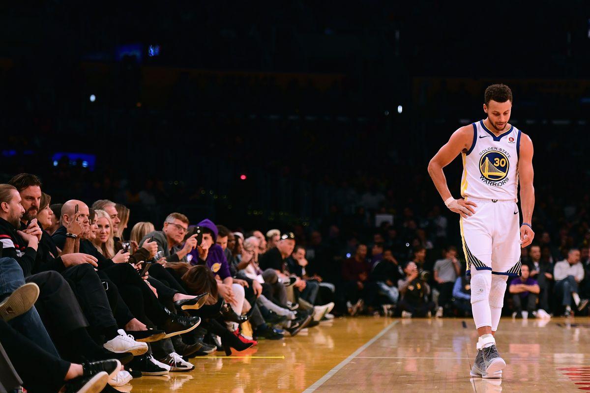 Curry ha sido un habitual entre los lesionados en la NBA esta temporada.