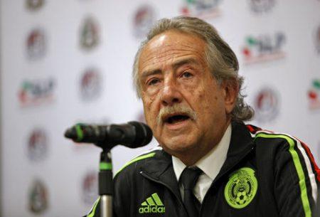 Descenso Liga MX. Decio de María, Presidente de la FMF, se va después de Rusia 2018.