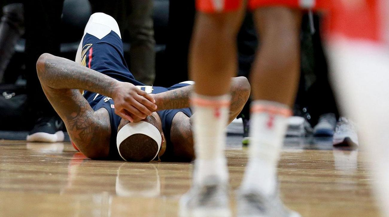 Cousins, clave entre los lesionados en la NBA.