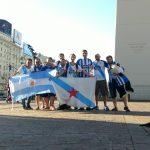 El Depor con acento argentino