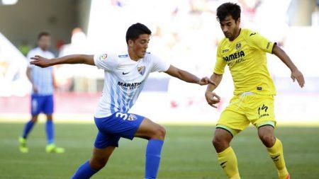 Previa Málaga Villarreal. Fornals ante Trigueros en el último Málaga-Villarreal.