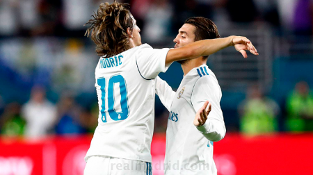 Luka Modric y Mateo Kovacic llevan una relación muy cercana fuera de los terrenos de juego.
