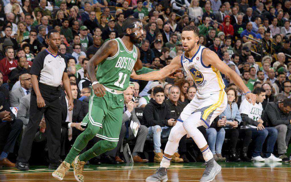 Las consecuencias de las lesiones de Irving y Curry