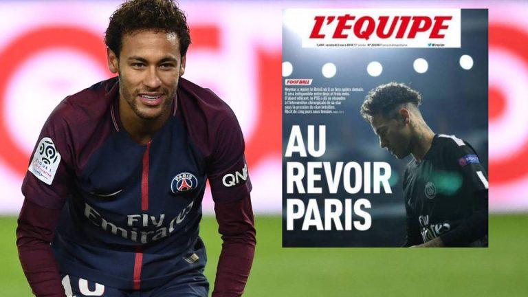 ¿Volverá Neymar al Barcelona?