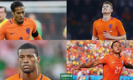 La Pasarela del Fútbol: las grandes promesas de la Selección Holandesa
