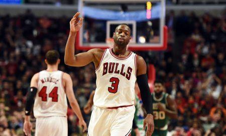 Jugar en su casa, Chicago, no salió como a Wade le hubiera gustado.