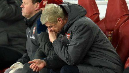 La Europe League como salvación del Arsenal: la expresión de Wenger refleja la gris temporada de Arsenal.