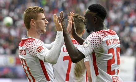 La pasarela del fútbol: Jean-Kévin Augustin y compañía