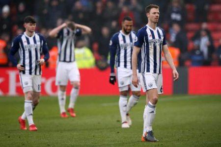 Lucha por el descenso Premier League. En su última salida West Brom cayó por 1-0 ante el Watford en Vicarage Road