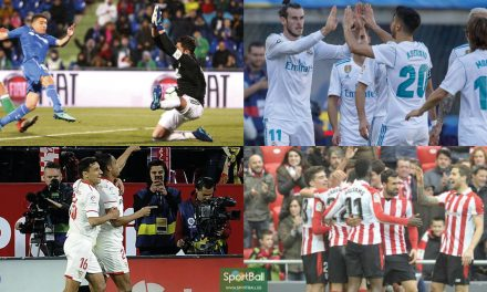 11 ideal La Liga jornada 30