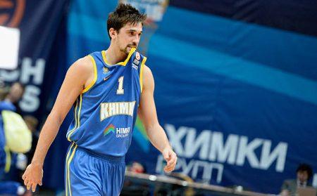 El mejor anotador de la Euroliga, Shved, juega en el Khimki
