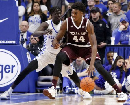 Cómo juega Robert Williams Draft 2018