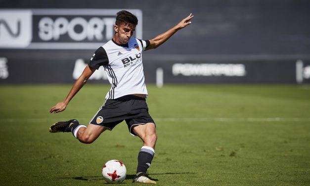 Cómo juega Ferrán Torres, la nueva perla valencianista
